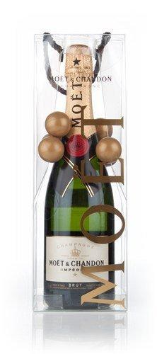 Moët & Chandon Brut Impérial EOY Bubbly Bag mit Geschenkverpackung (1 x 0.75 l)