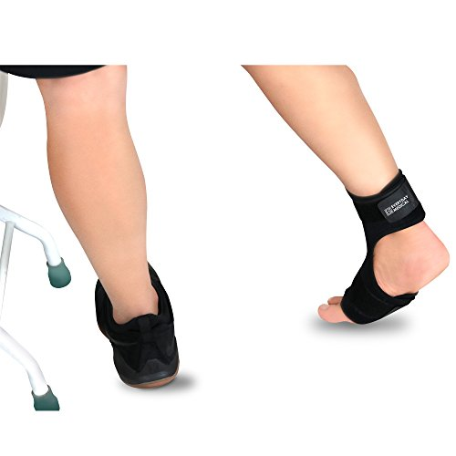 Everyday Medical Plantar Fasciitis Night Splint - Dorsal Night Splint for Plantar Fasciitis - Ergonomic Arch Foot Stretching Support with Bendable Bar - for Achilles Tendonitis, Heel Pain & Drop Foot by Everyday Medical (Image #8)
