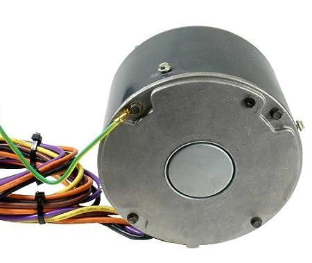 51-23055-11 - OEM Upgraded Rheem Condenser Fan Motor 1/5 HP 208-230 on