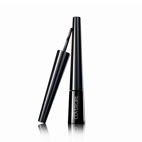 COVERGIRL Bombshell POW-der Brow & Liner Eyebrow Powder Black 800, .24 oz