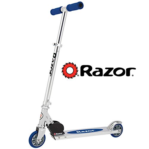 Razor A Kick Scooter - Blue (Top 10 Best Bmx Bike Brands)