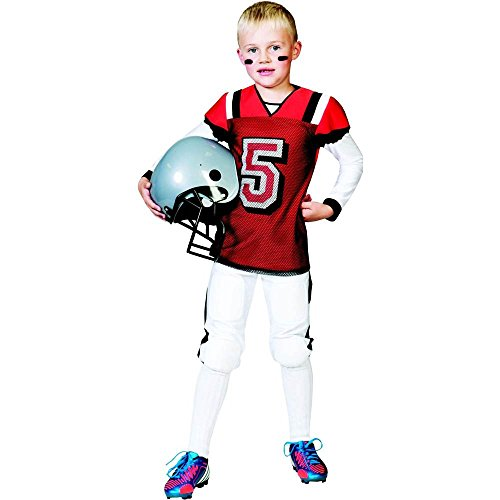 Football Player Fritz Kids Costume