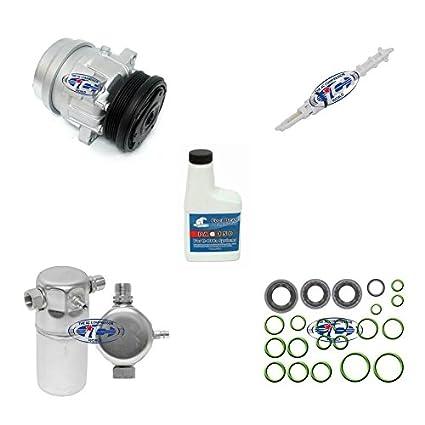 A/C Remanufactured Compressor Kit Fits Chevrolet S10 GMC Sonoma 1998-2003  Isuzu Hombre 1998-2000 L4 2 2L V7 67291