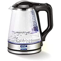 Kent 16023 1.7-Liter Electric Kettle (Black)