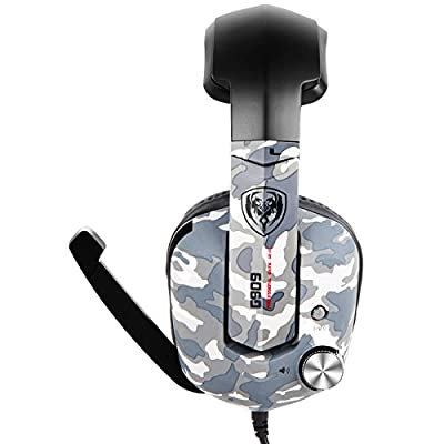 Somic G909 Gaming Headphone Camouflage