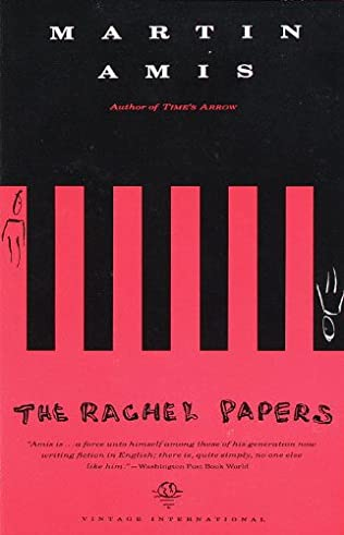 book cover of The Rachel Papers