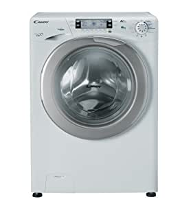 Candy EVO 1484LW-01 Independiente Carga frontal 8kg 1400RPM A++ Color blanco - Lavadora (Independiente, Carga frontal, A++, A, Color blanco, LCD)