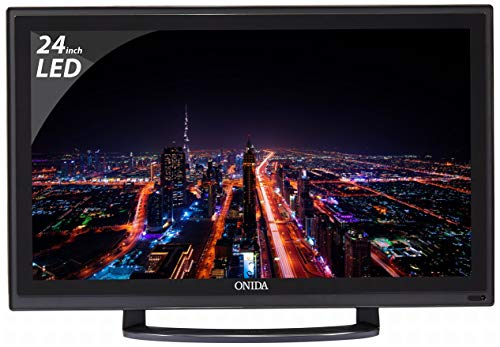 Onida 59.94 cm (24 Inches) HD Ready LED TV LEO24HRD (Black)