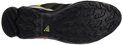 adidas AX2 Zapatillas de deporte, Hombre Verde / Amarillo / Negro