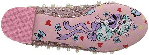 Irregular Choice Dew Drops, Escarpins Bout fermé Femme Rose (Pink B)