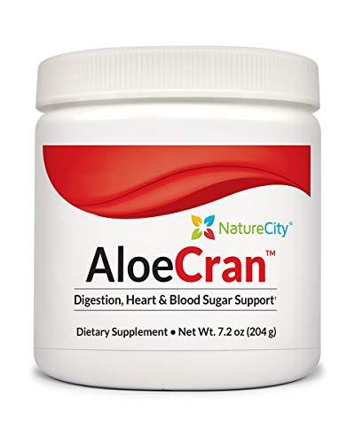 AloeCran Sugar Free Cranberry Drink Mix Powder