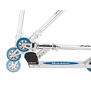 Razor A2 Kick Scooter, Blue