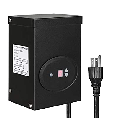 DEWENWILS Low Voltage Transformer