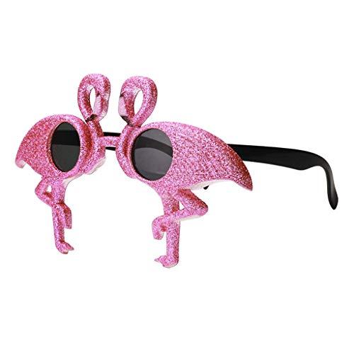 Baoblaze Juguete de Gafas de Sol Modelo de Flamingo Plástico ...