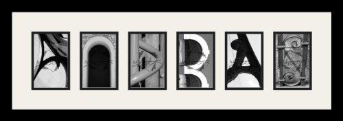 Art to Frames LetterArt-andras-300924-61/89-FRBW26079 Letter