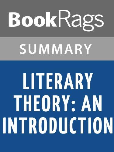 Amazon summary study guide literary theory an introduction summary study guide literary theory an introduction by terry eagleton by bookrags fandeluxe Gallery