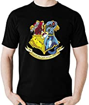 Camiseta Hogwarmon Casa Pokemon Dragon Store Adulto unissex