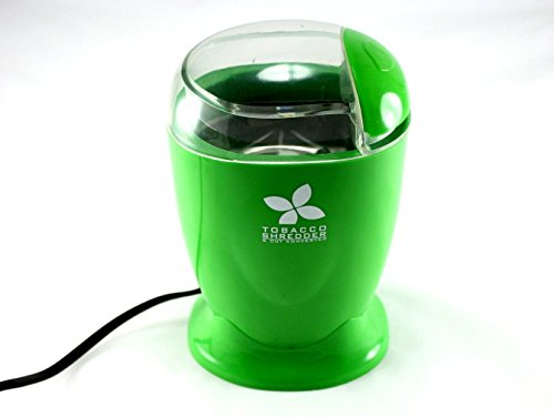 Electric Tobacco Shredder - Cutter - Converter