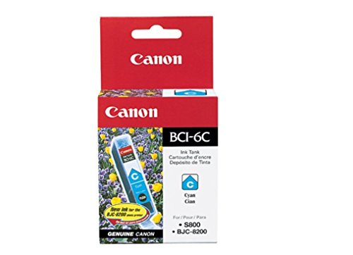Canon BCI-6C Ink Tank-Cyan