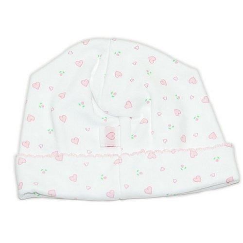 Kissy Kissy - Homeward Bound Print Hat - Hearts-Preemie