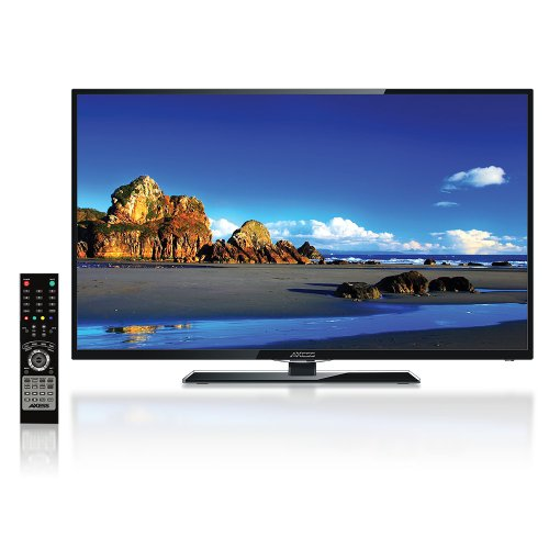 Axess 32-Inch LED TV with Full HD Display, Includes HDMI/USB Inputs, TV1701-32