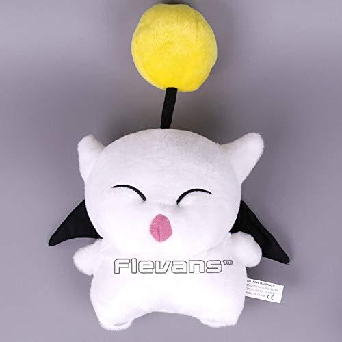 Amazon.com: GrandToyZone DOLL SERIES - 27cm (10.6 inch) Final Fantasy Plush Doll - Moogle Cartoon Plush Toy: Toys & Games