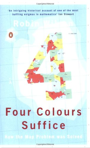 Download Four Colours Suffice: How the Map Problem Was Solved PDF