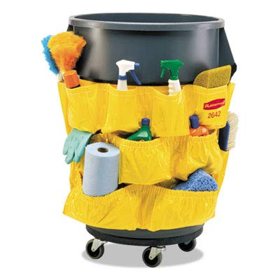 Rubbermaid 2642 Brute caddy bag by Rubbermaid (Image #2)