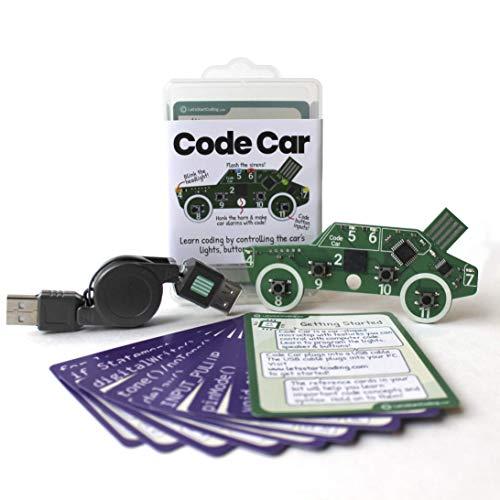 Bundle: Base Kit + Car + Rocket + Piano + Speaker | Coding Kits for Kids 8-12 | Bundle and Save! by Let's Start Coding (Image #1)