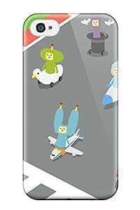 Series Skin Case Cover For Iphone 4/4s(katamari Damacy) 8836277K79052895