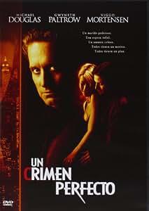 Un Crimen Perfecto [DVD]