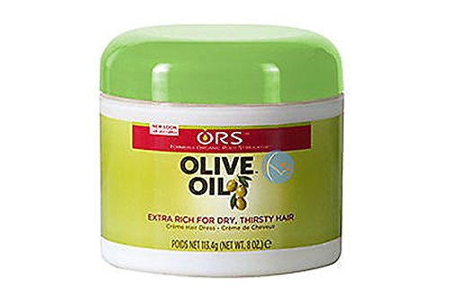 Oil Fortifying - ORS Olive Oil Fortifying Creme Hair Dress 8 oz (Pack of 3)