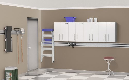Ulti-MATE Starfire Pearl 4 pc. Garage Wall Cabinet System