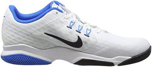 Tennis Zoom Nike Men's Shoes Obsidian White Ultra Photo Blue Air OOrBxq8