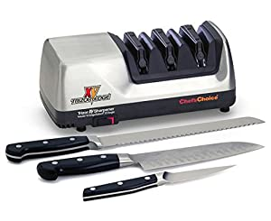 Chef'sChoice Electric Knife Sharpener for Straight and Serrated Knives