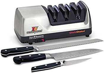 Chef's Choice 15 Trizor XV Professional 3-Stage Electric Knife Sharpener