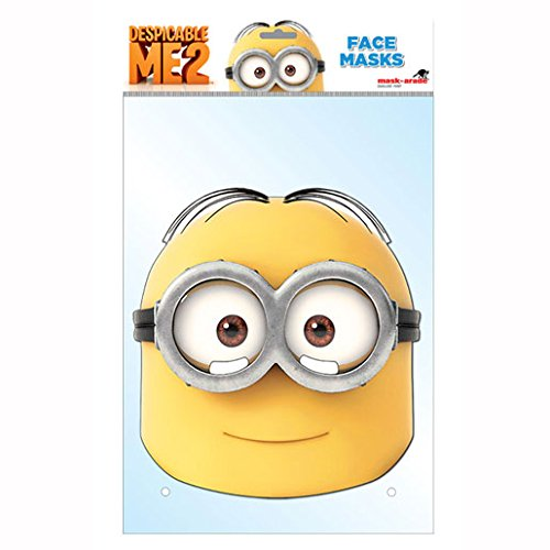 efa8de4dd716d Mask-arade - Maschera di Minion