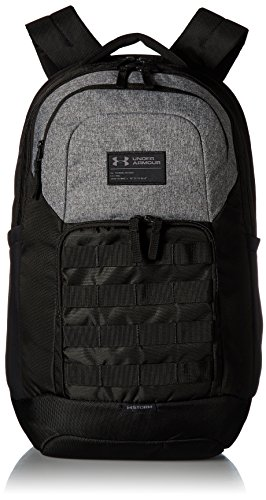 Under Armour Guardian Backpack,Graphite (040)/Black, One Size