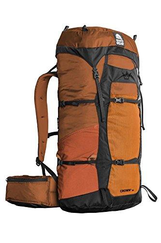 Granite Gear Crown Unisex Adult Hiking Bag, Black