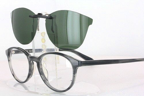 49x18 Not Warby Sunglassesframe On Watts Parker Clip Polarized n0wOX8Pk
