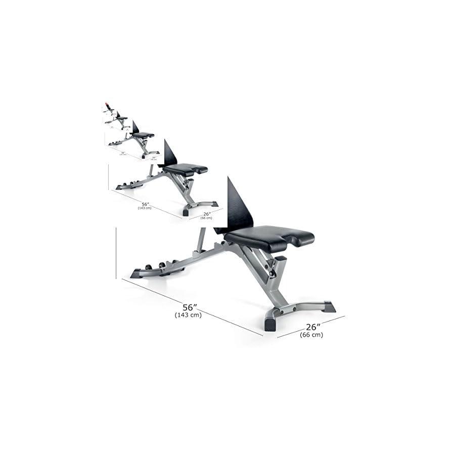 Bowflex SelectTech 3.1 Adjustable Bench