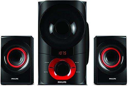 Philips IN MMS6060F/94 2.1 Multimedia Speakers 6000W