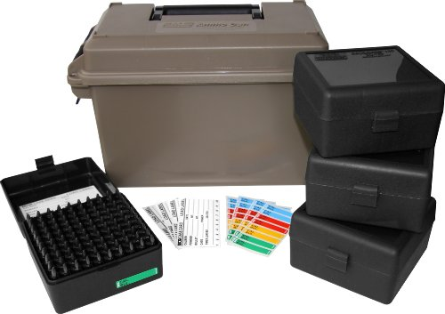 MTM ACC223 Ammo Can Combo (Holds 400 Rounds)