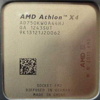 MAO YEYE AMD Athlon II X4 750K 3.4GHz 4MB Quad-Core for sale  Delivered anywhere in Canada