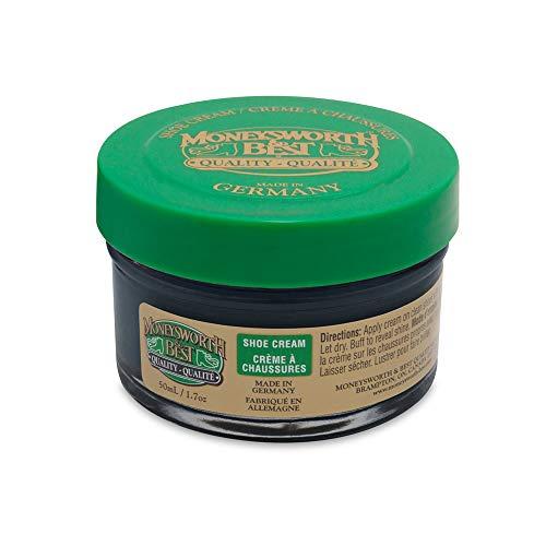 Moneysworth & Best Shoe Cream, 50ml, Navy Blue by Moneysworth and Best Shoe Care INC. (Image #2)