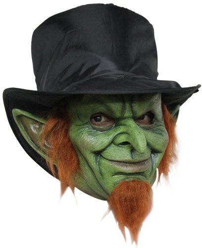 Scary Leprechaun Costumes - Mad Goblin