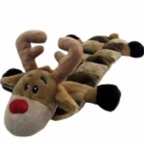 Outward Hound Reindeer Dog Toy