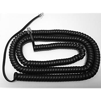 Amazon Com The Voip Lounge Replacement 25 Ft Long Handset