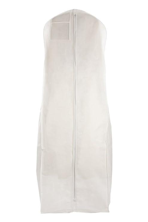 Amazoncom Garment Bags For Storage Breathable Wedding Dress Bag