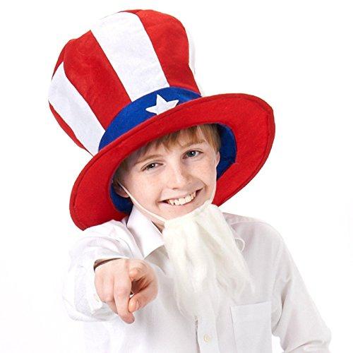 Forum Uncle Sam Costume Set
